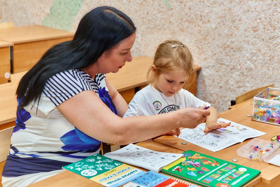 Ольга Камзеева, заведующая детским садом Ириска