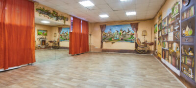 Детский сад Ириска в Подольске. Зал