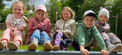 Ириска. Летний детский сад в Подольске